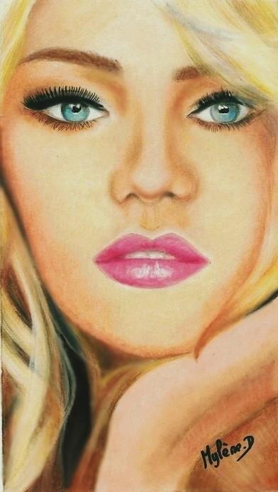 Candice Swanepoel par mylened